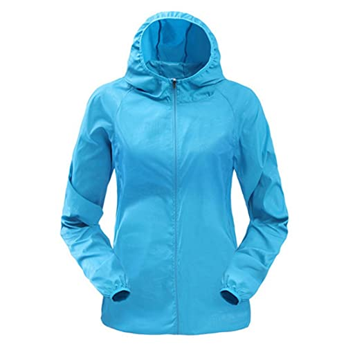 RainBabe - Abrigo impermeable - para mujer