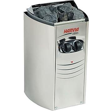 Estufa de sauna eléctrica Harvia Vega Compact BC35 3,5 kW para las saunas pequeñas 2-4,5 m³: Amazon.es: Juguetes y juegos