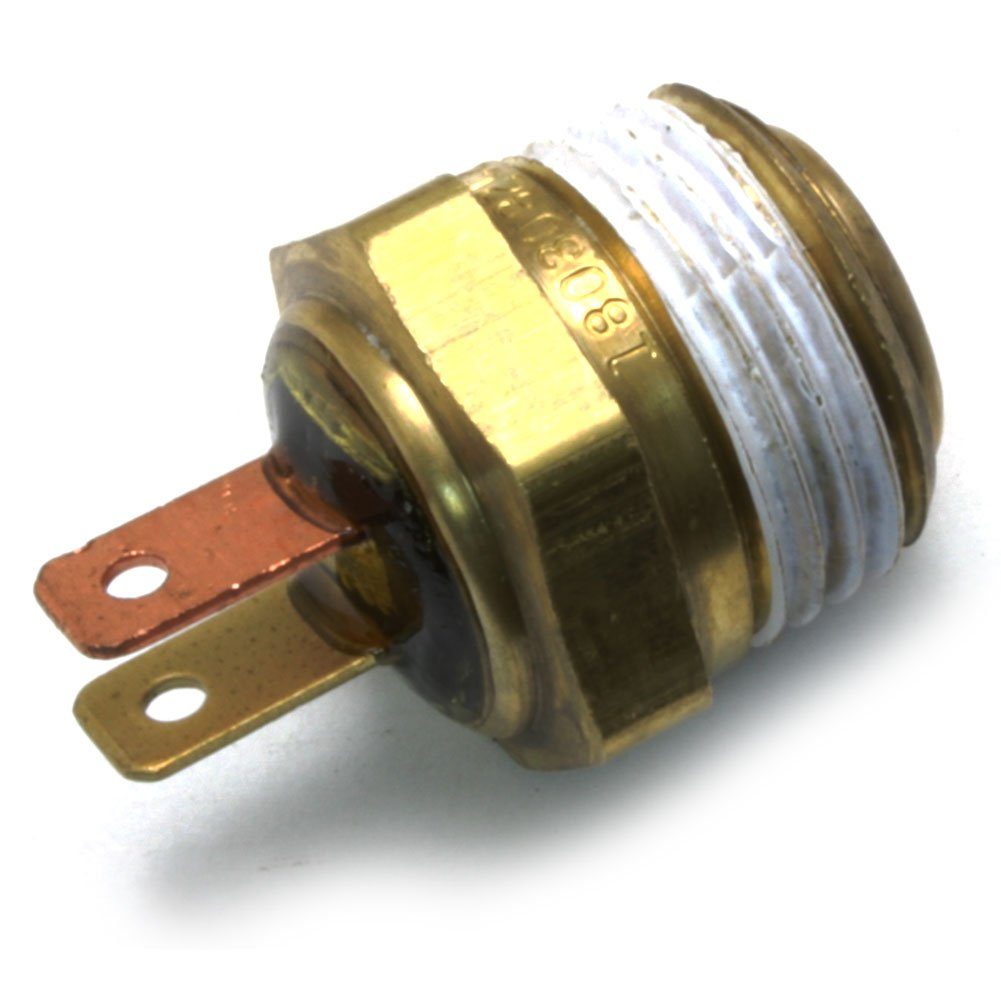 Oem Ford E8tz9e939a Engine Coolant Temp Temperature Brown Thermostatic Switch Automotive