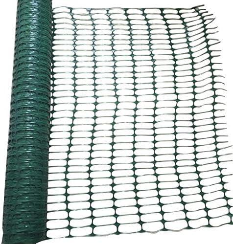 Outdoortips – Malla De Plástico Vallas y postes: Amazon.es: Jardín