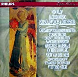 Vivaldi: Sacred Music for Solo Voices and Orchestra II: Laudate pueri Dominum, RV 600; Stabat Mater, RV 621; Deus tuorum militum, RV 612; Sanctorum meritis, RV 620