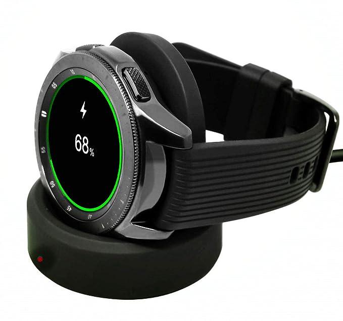 Cargador para Samsung Gear Sport, Cable de Carga USB para ...