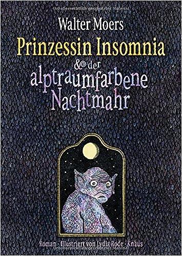 Prinzessin Insomnia der alptraumfarbene