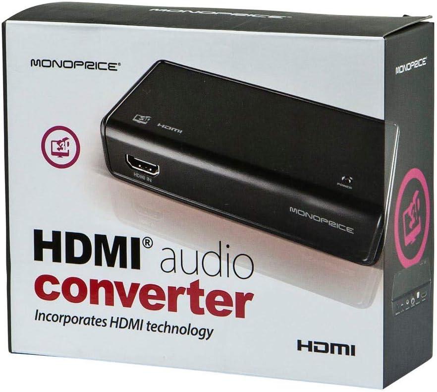 110251 Monoprice HDMI Audio Converter