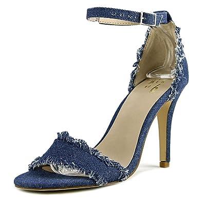 7ab91fb42b17 Mix No 6 Pavia Women US 8 Blue Sandals  Amazon.co.uk  Shoes   Bags