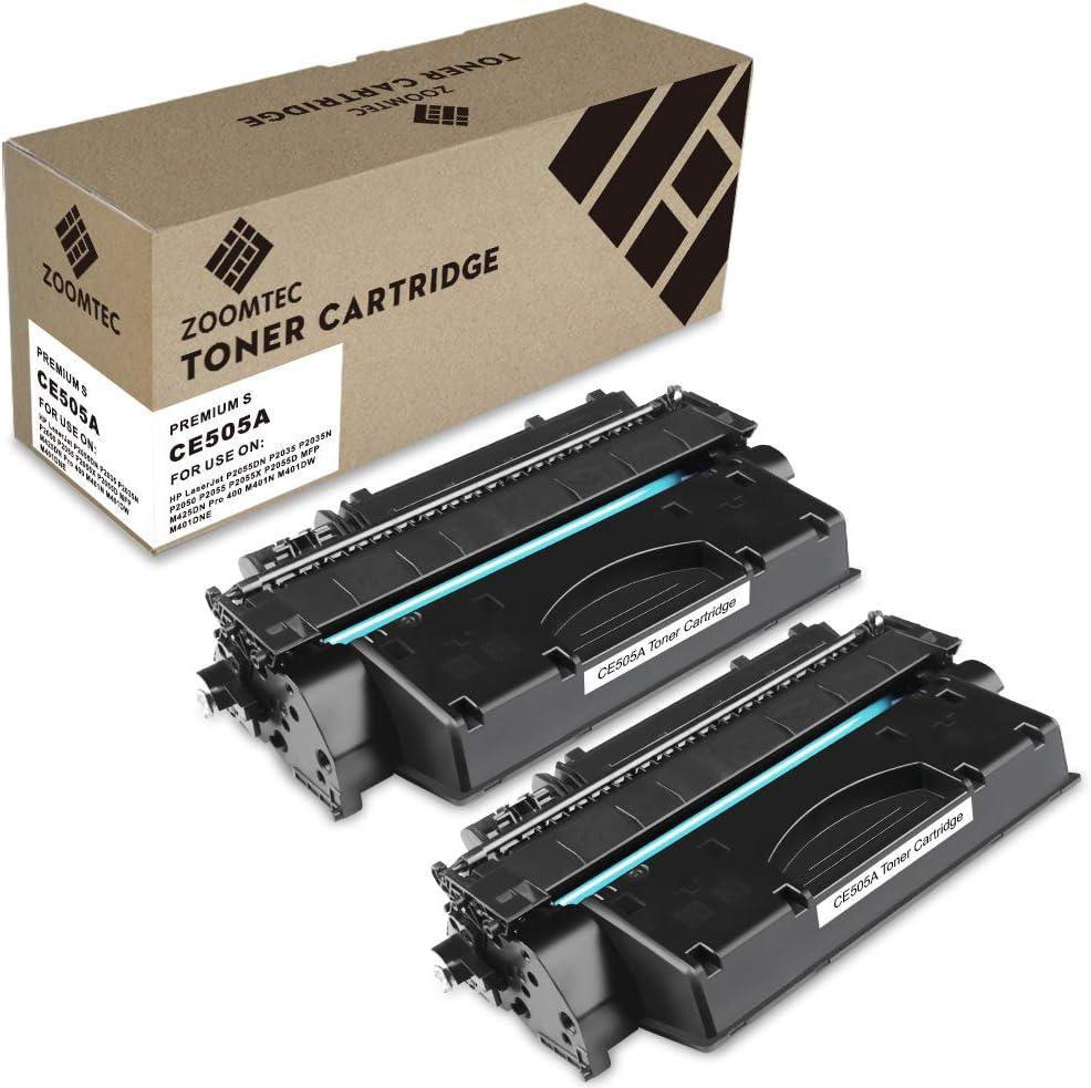 CE505A 05A CRG 719 3479B002 Printing Pleasure Toner Compatibile per HP Laserjet P2030 P2035 P2050 P2055 P2055D P2055DN P2055X Canon MF5880DN LBP6300DN LBP6310DN LBP6650DN LBP6670DN Nero Colore