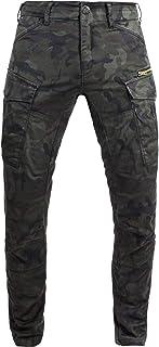 John Doe Stroker Pantaloni Cargo con XTM Fiber–Camouflage
