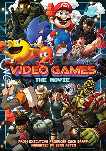 Video Games The Movie DVD