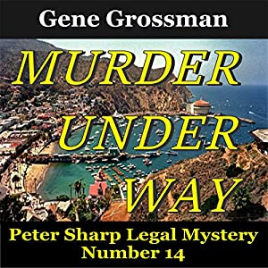Murder Under Way Audiobook