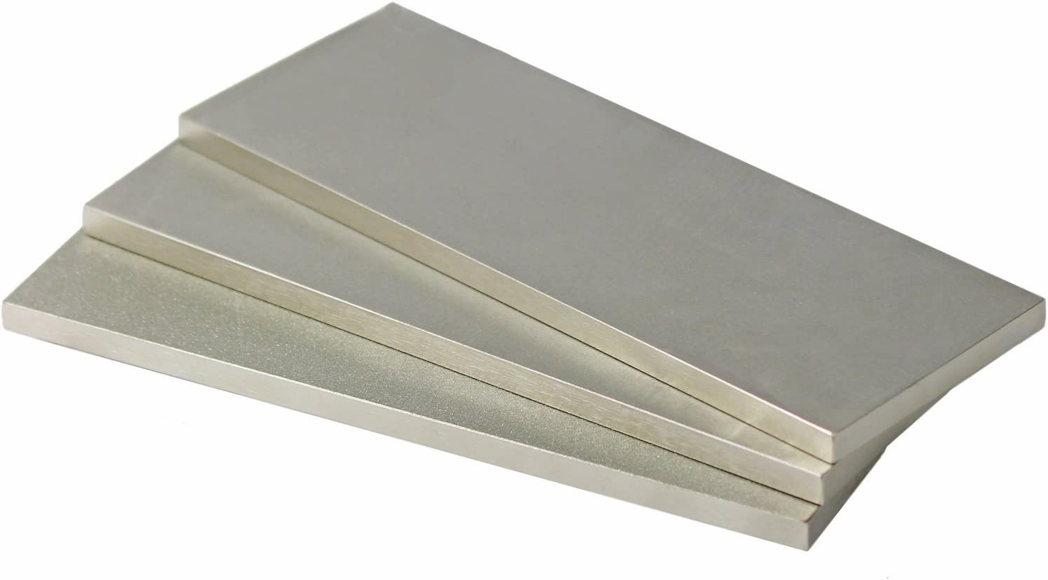 Ultra Sharp Diamond Sharpening Stone Set 8 x 3 Coarse//Medium//Extra Fine