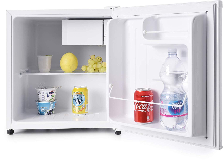 Aufbau Kühlschrank Thermostat : Melchioni artic47lt mini kühlschrank mit gefrierfach a leise