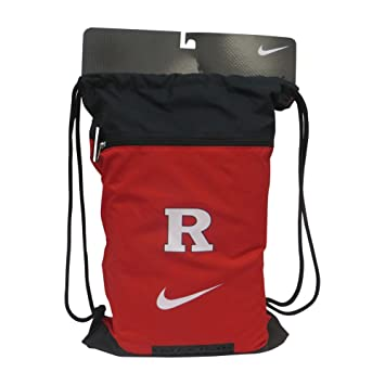 Amazon.com: Nike Rutgers University Scarlet Knights Red Sling ...