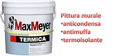 Termica Max Meyer Pittura Murale Anticondensa Antimuffa