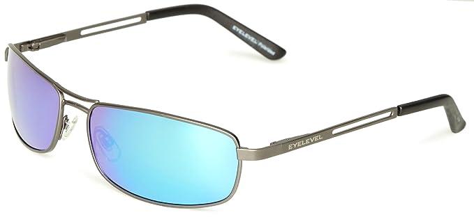 Eyelevel Modena 2 - Gafas de sol polarizadas para hombre, color azul, talla única