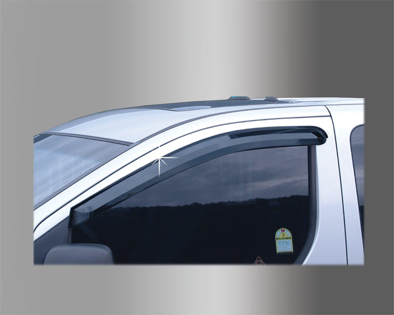 Autoclover Wind Deflectors Window Visors 2P A101