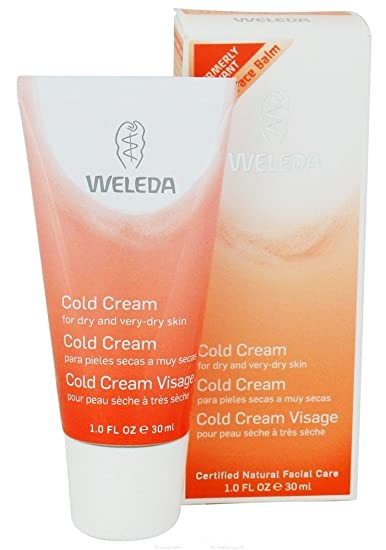 weleda everon face balm