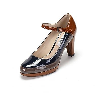 Clarks Women's Kendra Dime Ankle Strap Pumps deals