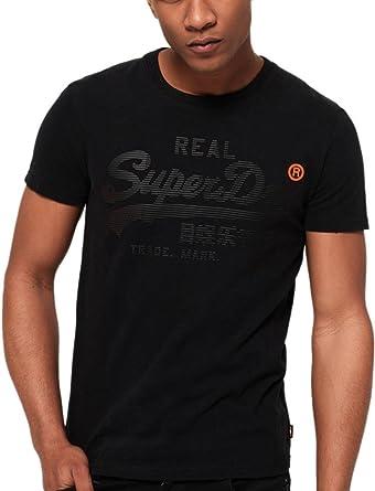 2b38f06475f1f Superdry Men s Real Logo 1st T-Shirt