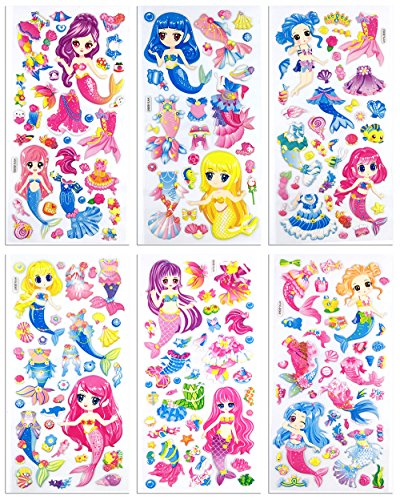 kawaii dress up stickers - 9