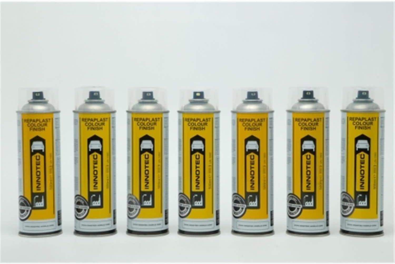Innotec Repaplast Colour Finish Better Care 500ml Black Gloss Baumarkt