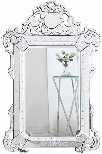 Elegant Lighting Venetian Clear Mirror