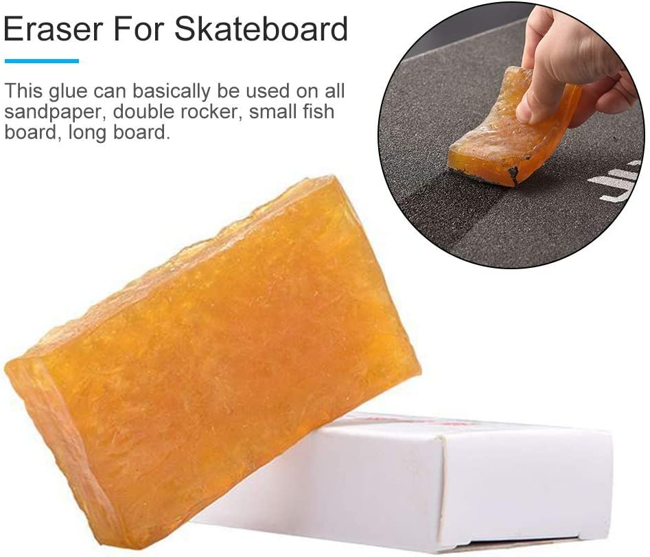 CMHSP Skateboard Tool Skate Tools All-in-One Multifunctional Portable Skateboard T-Tool with 2pcs Skateboard Deck Guards Protector /& Cleaning Eraser Skateboards Tools Kits
