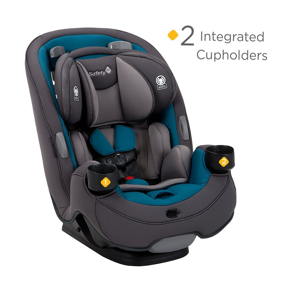 Safety 1st Grow and Go 3-in-1 Convertible Car Seat, Harvest Moon by Safety 1st (Image #8)