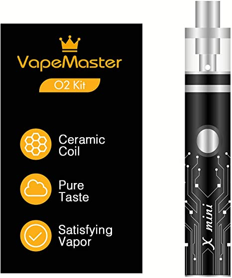 New Vape Pen O2 Kit Vapemaster E Cigarettes Starter Pack For Both