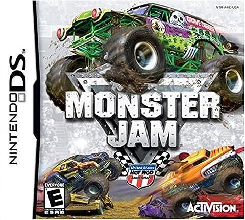 Monster Jam - Nintendo DS