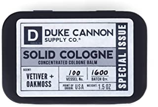 product image for Duke Cannon Solid Cologne Special Issue - Vetiver + Oakmoss