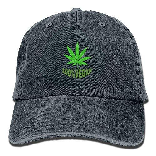 Hat Cap No 100 Funny Soy Como Leaf Tu Weed Adult Cowboy Sport Baseball Adjustable ZqZOg