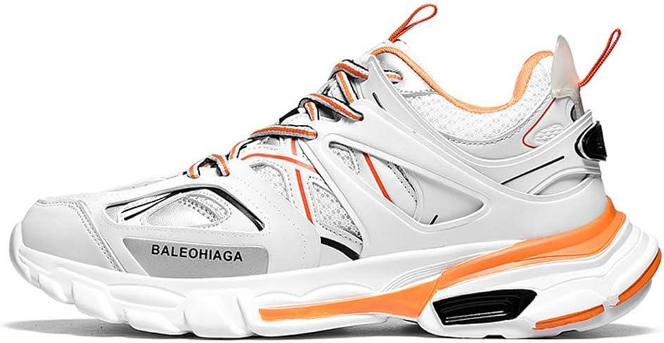 AZLLY Zapatillas de Running de Tendencia para Hombre 2019 Zapatillas Transpirables de Moda Deportiva Calzado Deportivo cómodo Zapatillas de Baloncesto Ligeras para Uso Diario,D,39EU: Amazon.es: Hogar