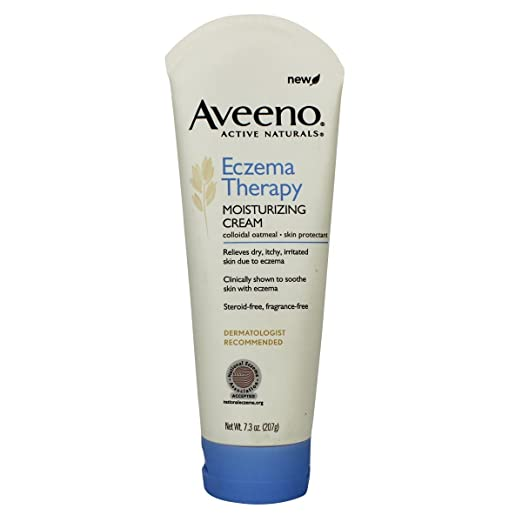 Aveeno Eczema Therapy Moisturizing Cream 210 ml PACK OF 2 TUBES! | bidorbuy.co.za