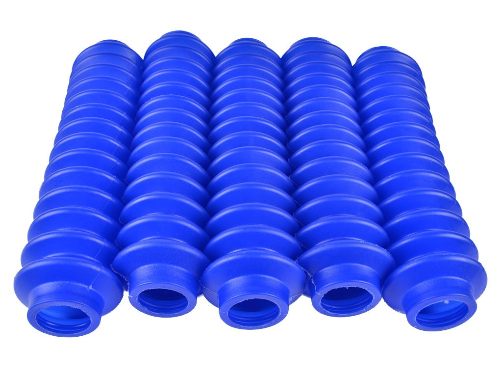 5 Shock Boots Royal Blue Fits Most Shocks for Jeep Universal Off Road Vehicles