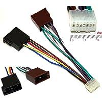 Nissan Almera Tino Radio Est/éreo Arn/és De Cableado Adaptador de plomo Loom convertidor de ISO