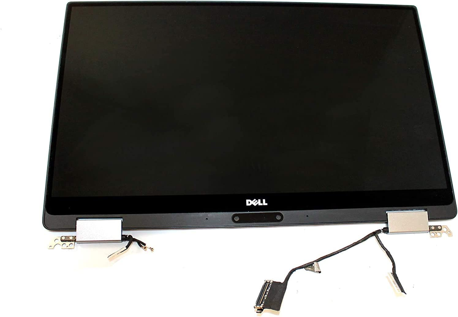 3.3 inch QHD 3200x1800 Version Laptop Screen Touch Screen Complete LCD Assembly fit Dell XPS 13 9365 (Black) RPJ03