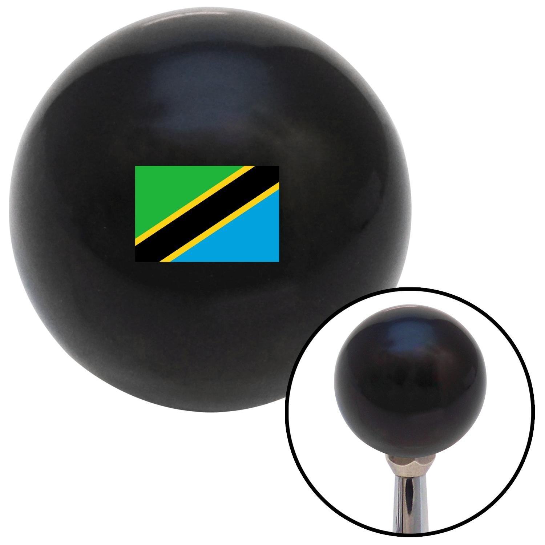 American Shifter 304261 Shift Knob ASCSNX1624888 Tanzania Black with M16 x 1.5 Insert