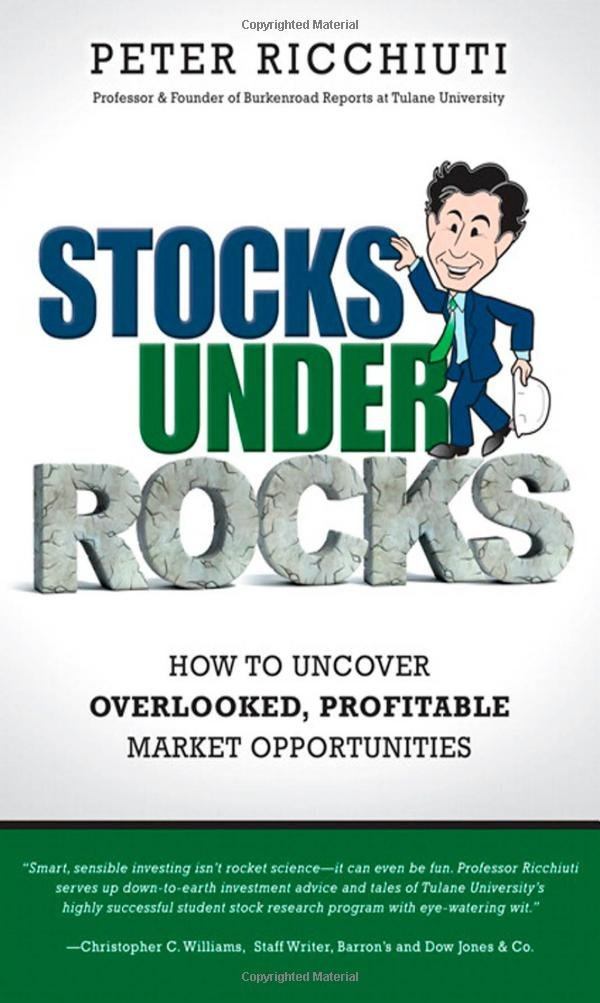 Download Stocks Under Rocks: How to Uncover Overlooked, Profitable Market Opportunities PDF