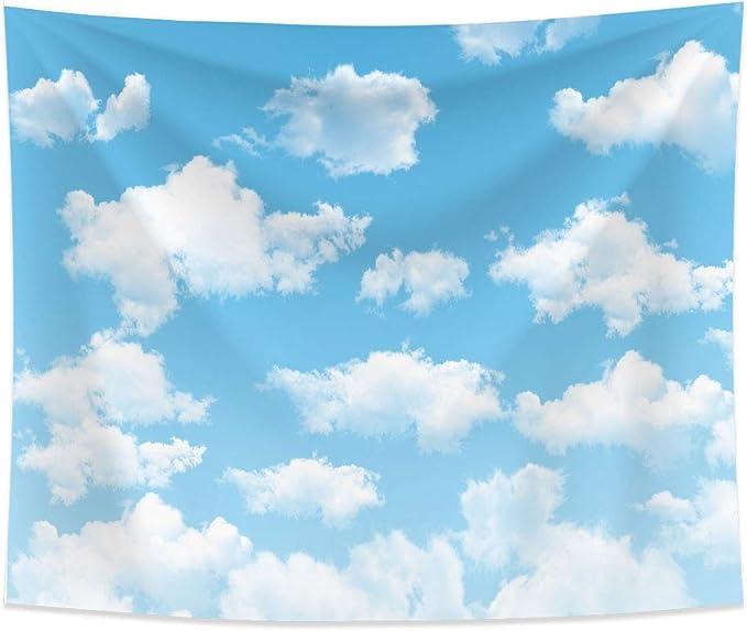 10x8ft Aviator Themed Party Backdrop Blue Sky Plane Photography ...