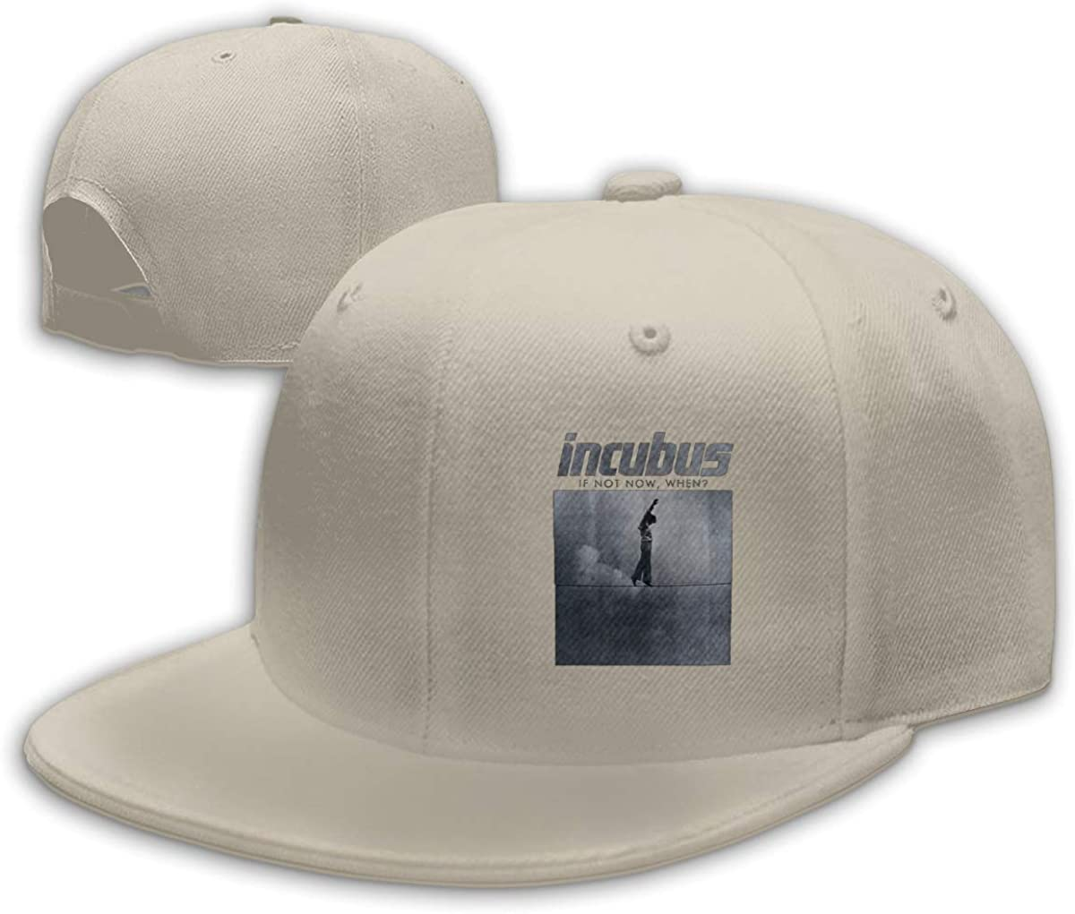 If-Not-Now-When Sports Cap for Mens and Womens