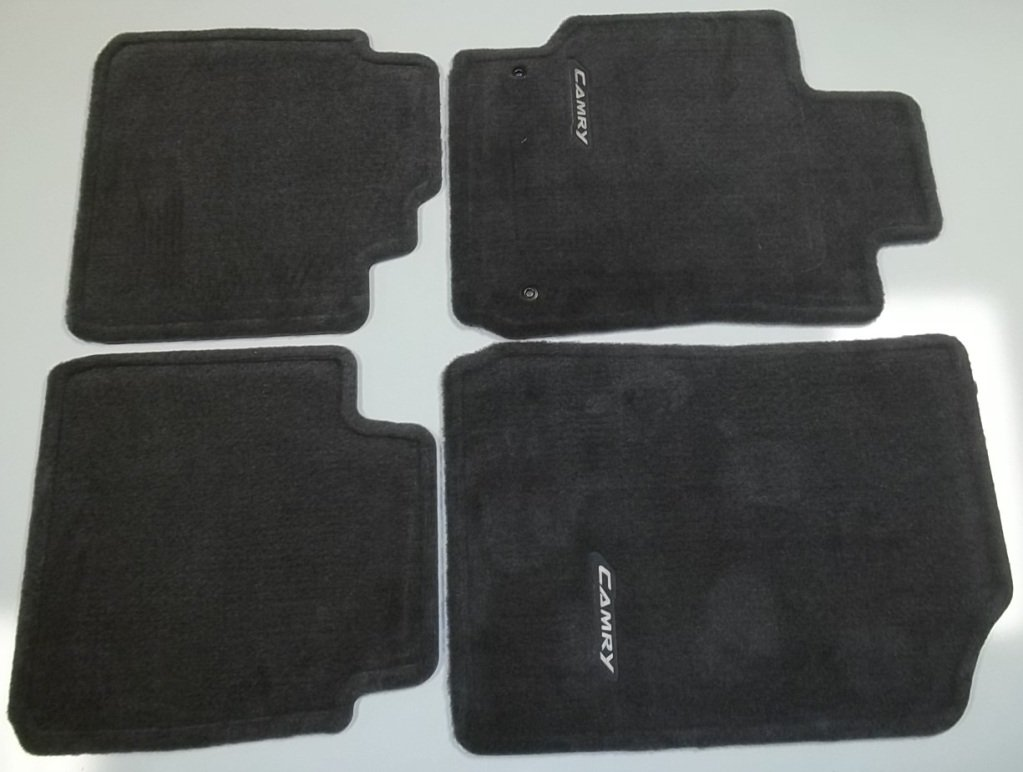 carpet carpets used oem catalog base camry grey sale mats floor and light toyota for floormats le hybrid xle