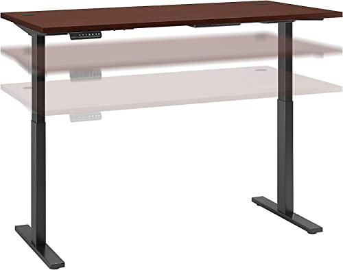 Bush Business Furniture Move 60 Series Height Adjustable Standing Desk Review