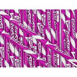 Wonka Pixy Stixs Candy Powder Purple 6 Inch 50 Count