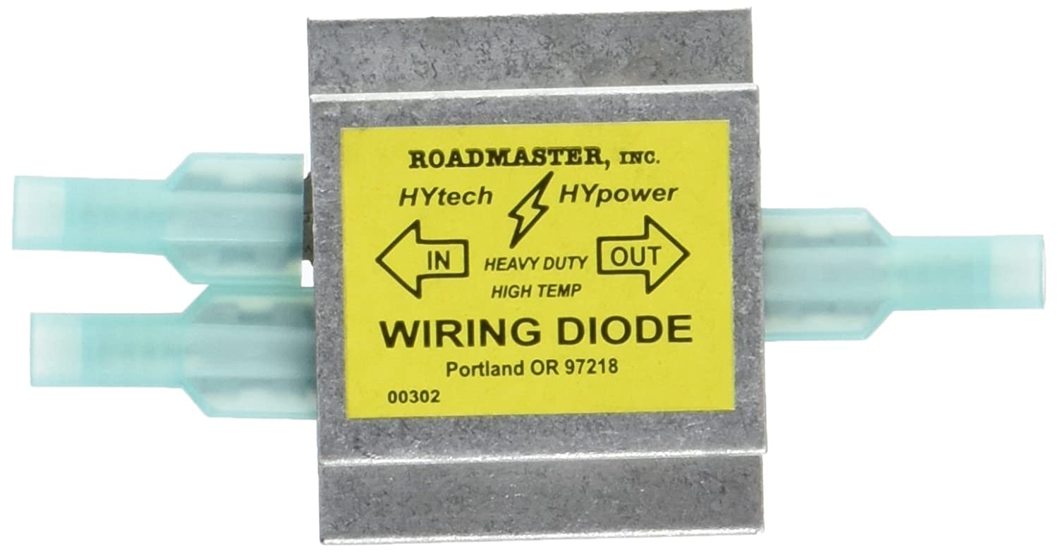 61i9pO ZdCL._SL1500_ amazon com roadmaster 792 hy power diode, (pack of 2) automotive roadmaster wiring diode diagram at readyjetset.co