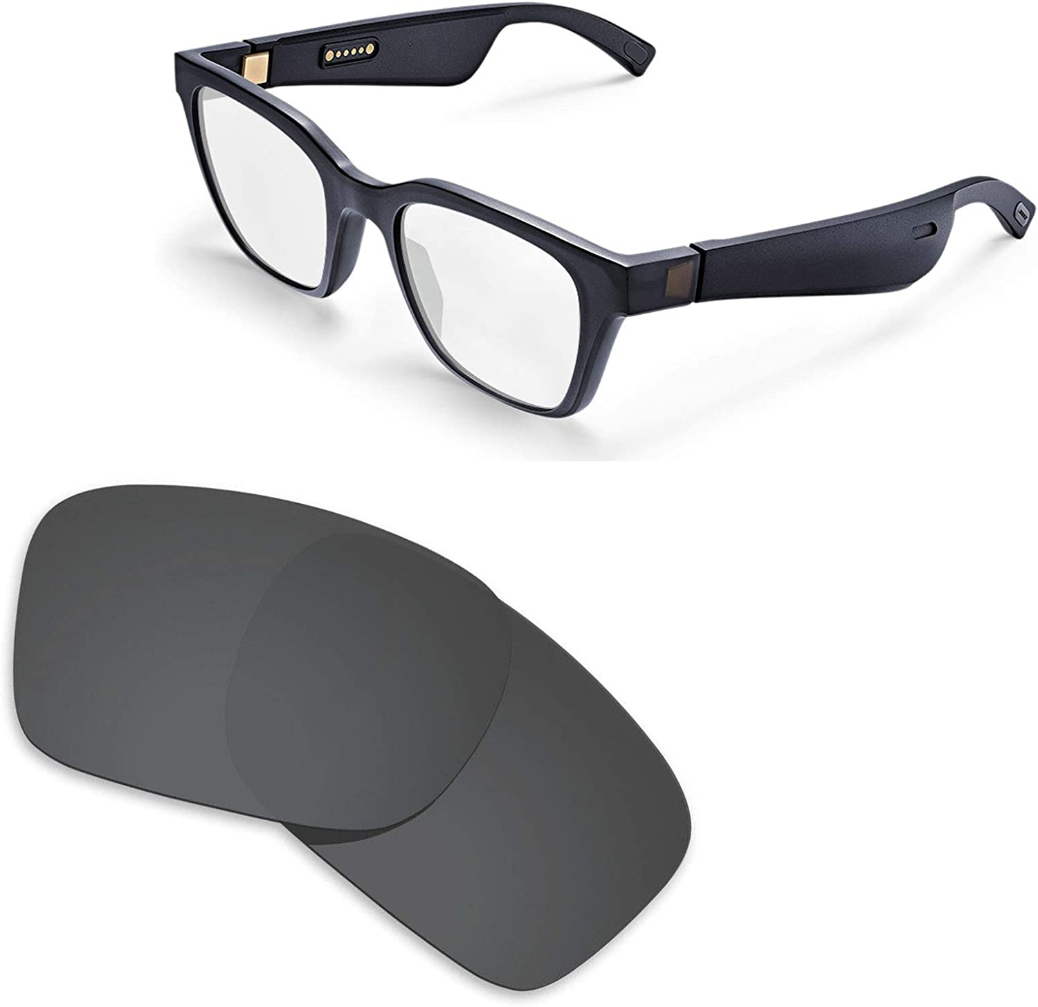 Replacement Lenses for Bose Alto Polarized Premium sport safety S//M Global fit