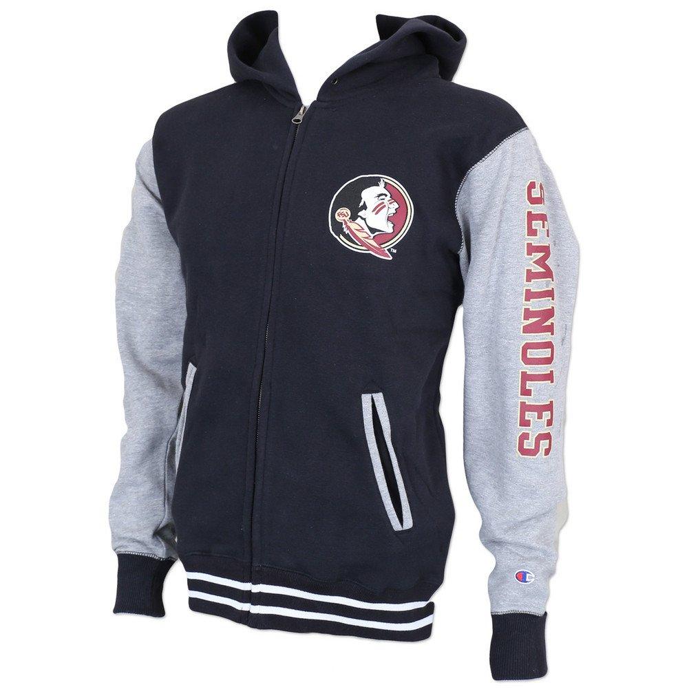 Florida State Seminoles野球ジャケットブラック B0170EHQRIブラック XL