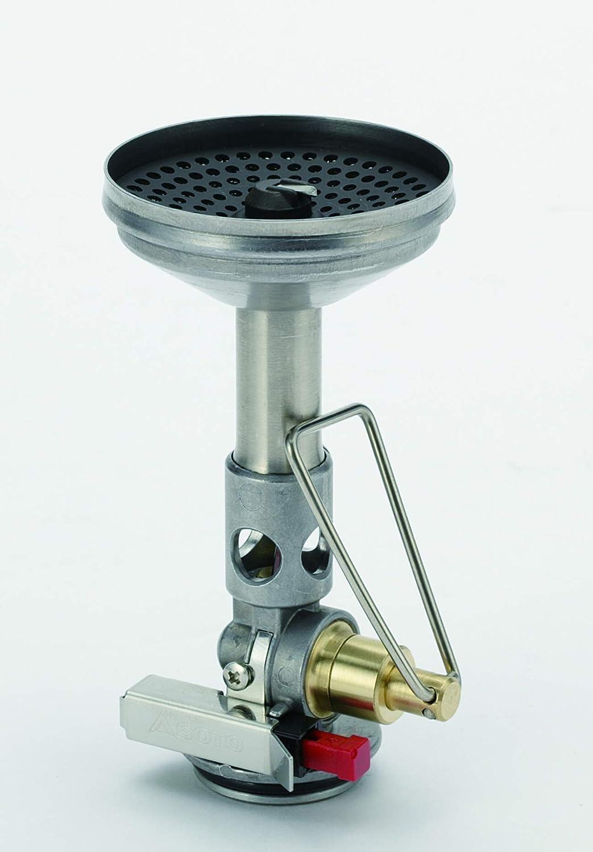 SOTO WindMaster - Estufa con microregulador con 4Flex