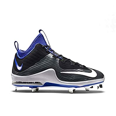 Nike Men\u0027s Air Max MVP Elite Mid Metal Baseball Cleats