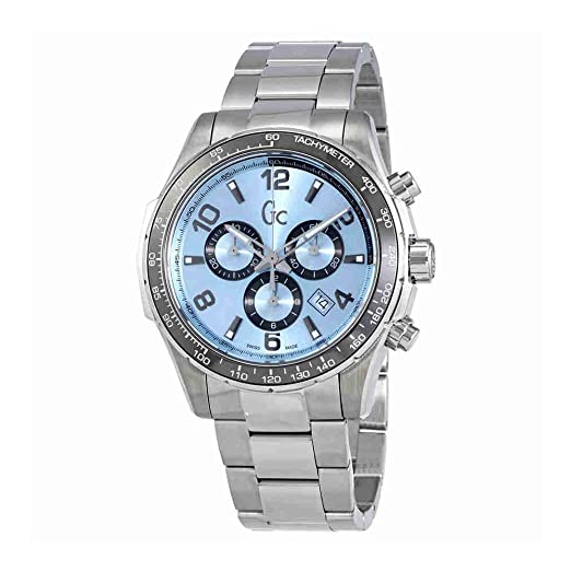 GC by Guess reloj hombre Sport Chic Collection Techno Sport cronógrafo X51006G7S: Amazon.es: Relojes