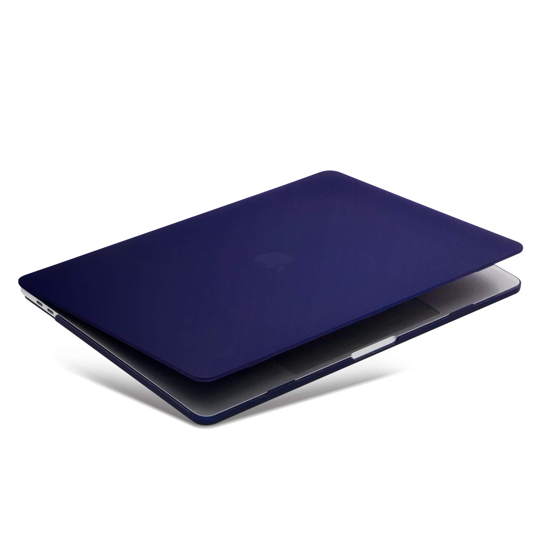 LENTION Custodia Rigida con Porte per MacBook PRO Quarzo Rosa 13 Pollici, 2016-2019, 2//4 Thunderbolt 3 Porte Finitura Opaca con Piedini in Gomma -Modello A1706//A1708//A1989 con o Senza Touch Bar